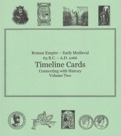 Volume 2 Timeline Cards