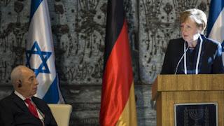 Setelah Amerika, Kini Jerman Penyokong Utama Zionis-Israel