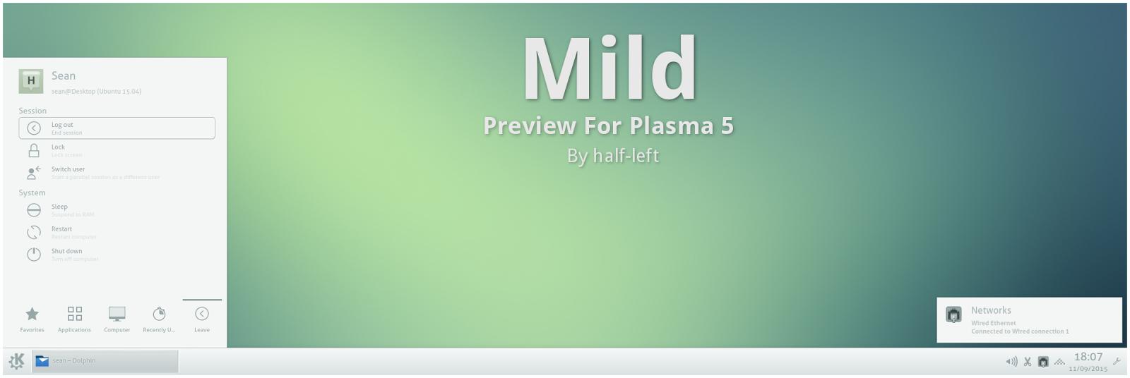 Google theme kde - Kde Plasma 5 Themes