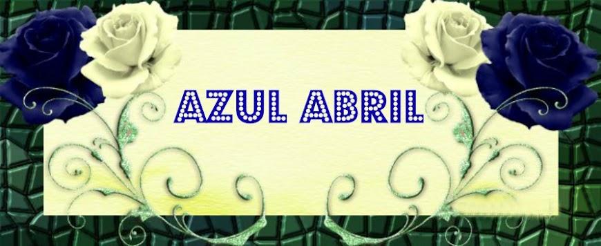 Azul Abril