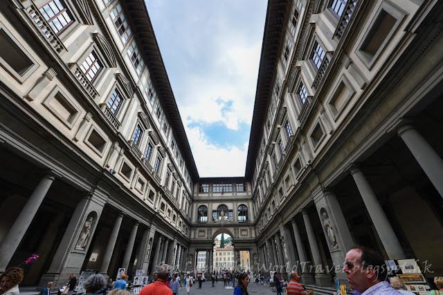 烏菲茲美術館, Uffizi