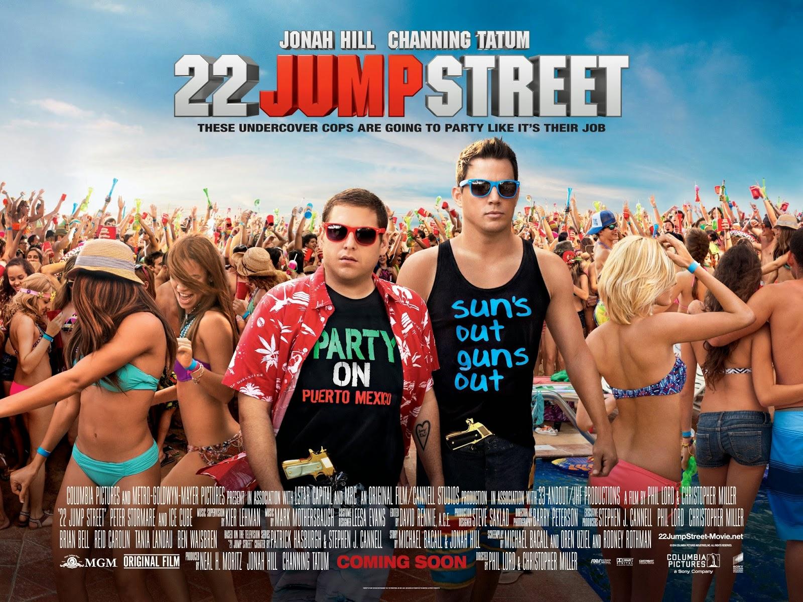 22 Jump Street 2014 [Review]