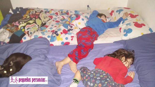 maternidad, colecho, dejar de colechar, compartir cama, compartir camas con niños