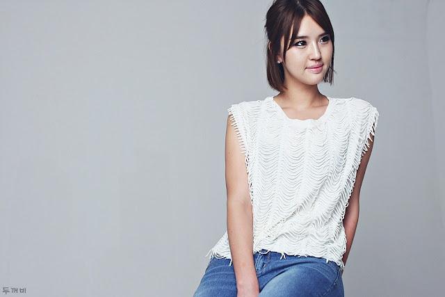 1 Choi Byeol Ha Again-Very cute asian girl - girlcute4u.blogspot.com