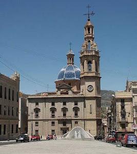 Alcoi スペイン広場