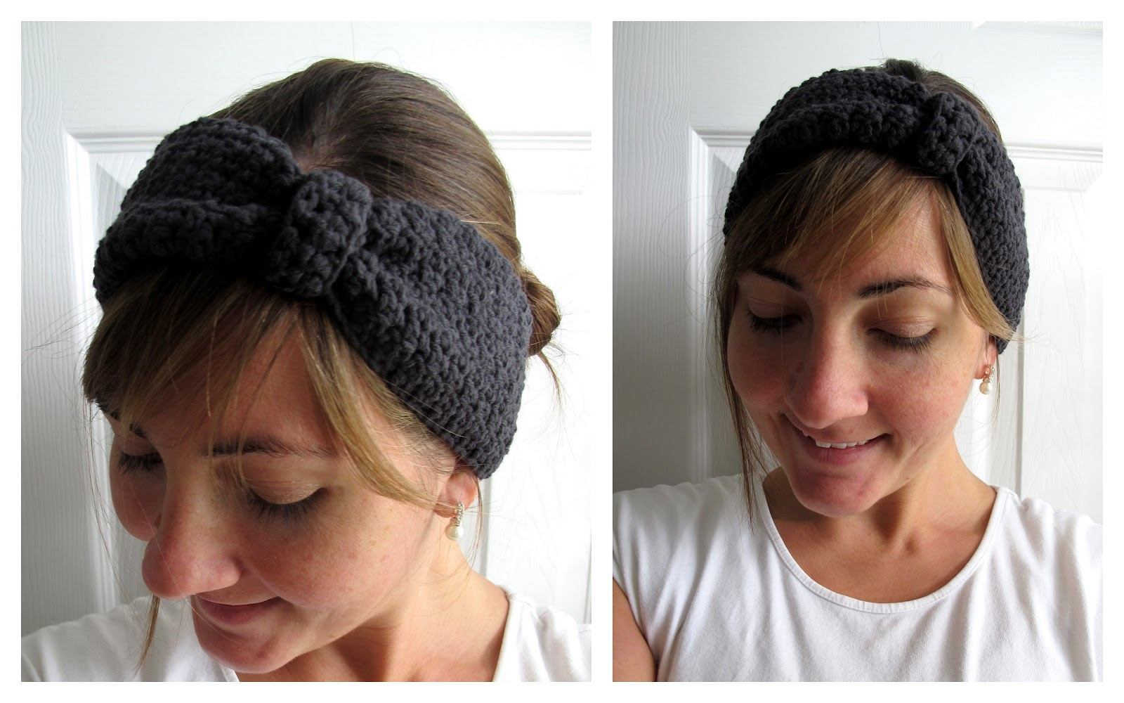 Free Crochet Pattern For Turban Headband : Love City: Get Hooked {9} textured turban headband