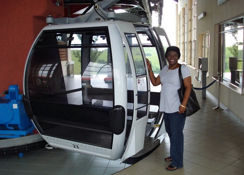 Lagos Cable Car
