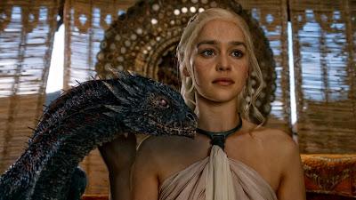 Khalessi - Emilia Clarke - Juego de Tronos