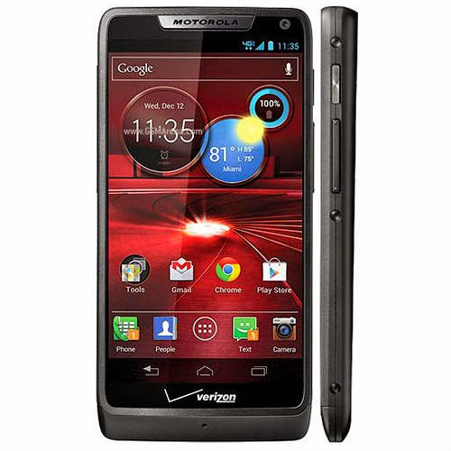 Motorola Luge Specifications and Review