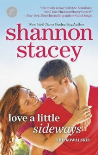 Book Blast: Love A Little Sideways by Shannon Stacey