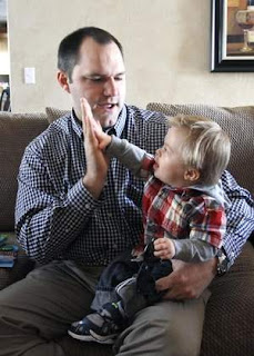 photo of: Offering Encouragement as Parents