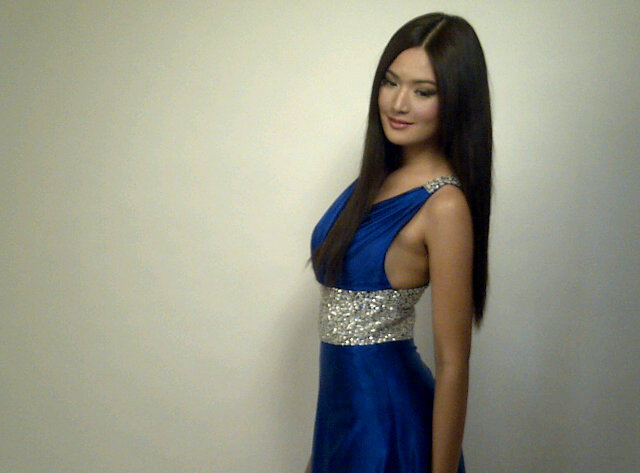 maria selena miss indonesia universe 2012   will she be