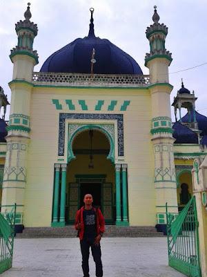 Masjid Azizi, Saksi Sejarah Kesultanan Langkat