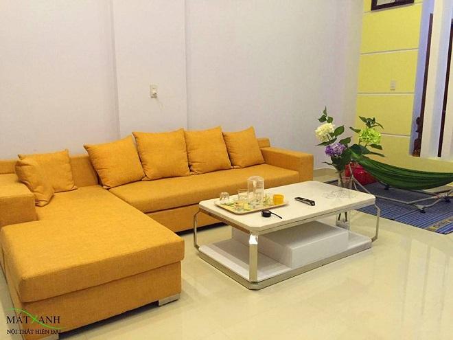 Gia Lai: Bàn ghế Sofa đẹp lung linh tại Mắt Xanh