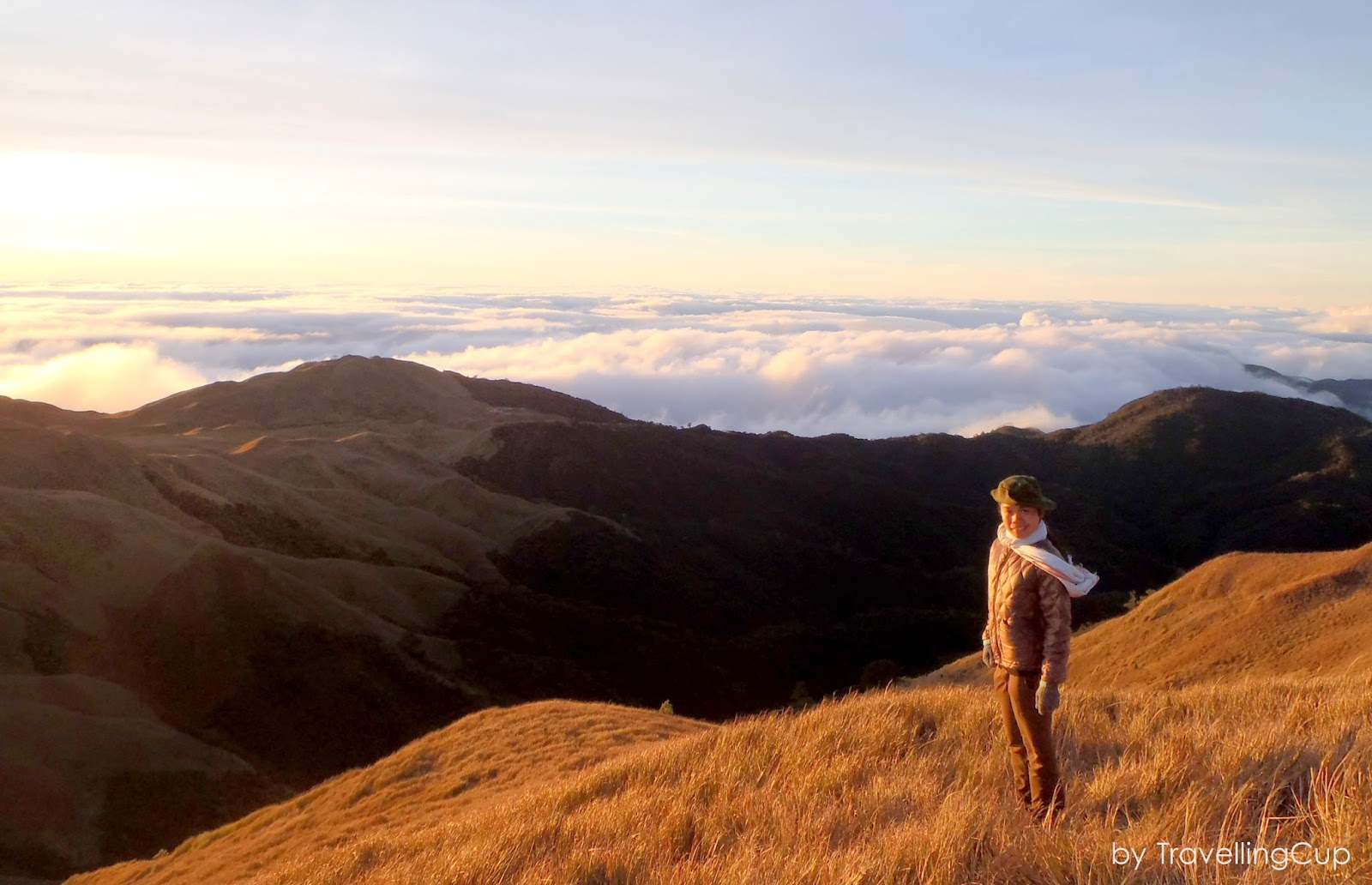 Sea of Clouds in Mt. Pulag