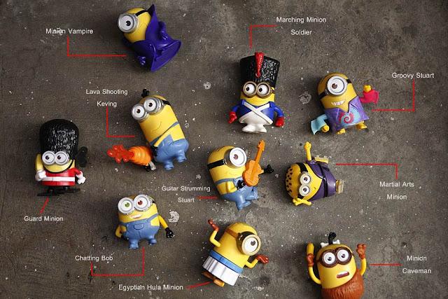 minions movie toys