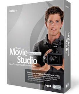 Sony Vegas Movie Studio HD Platinum Production Suite 11.0.247