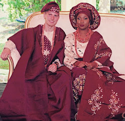 Camberwell: Nigerian Lady Marries Her White Sweetheart - Right Where It Began