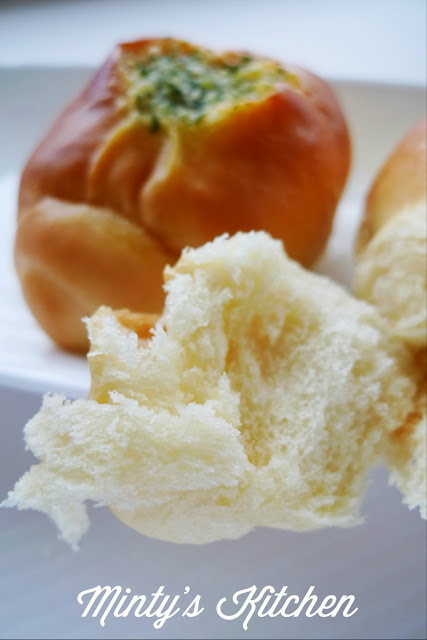 Garlic Butter Buns