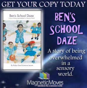 BEN'S SCHOOL DAZE by Robyn Sims & Joanne Larcom.  Click on banner to purchase!