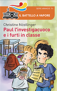 """Paul l'investigacuoco e i furti in classe"""