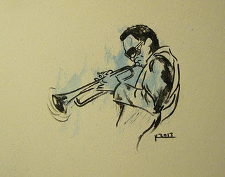 Mr. Miles Davis (Sold)