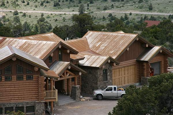 House log house floor plan the rustic american design for 5 structural types of log homes