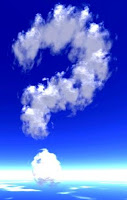 cloud question mark cloud computing Questioning Everything and Everyone....Go ahead, Its OK!