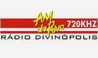 Rádio Divinópolis AM 720,0 Divinópolis MG