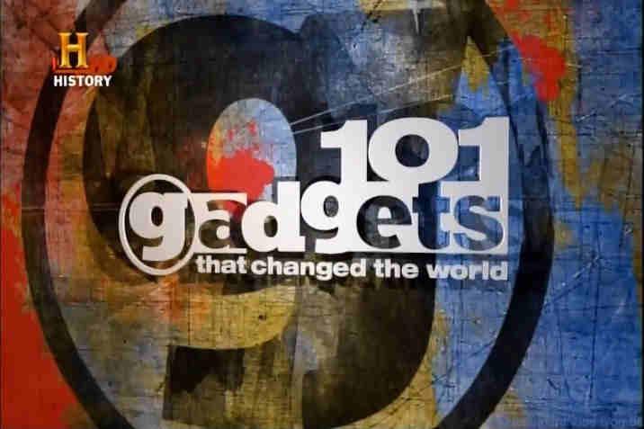 The History Channel: 101 Invenções que Mudaram o Mundo Dublado
