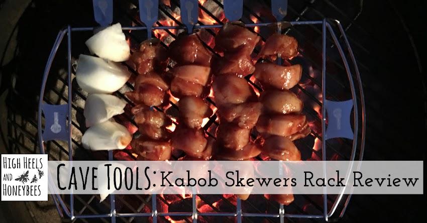 Cave Tools: Kabob Skewers Rack Review