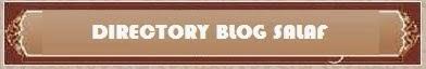 Directory Blog Salaf