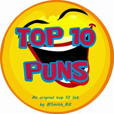 Top 10 puns Bills Friday Funnies