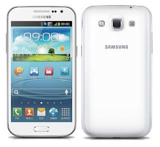 membaca artikel mengenai Spesifikasi dan Harga Samsung Galaxy Win GT
