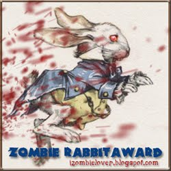...and a Zombie rabbit, too...