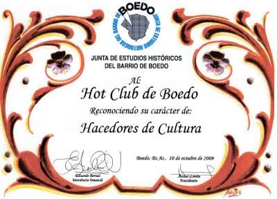Junta de Estudios Históricos del Barrio de Boedo