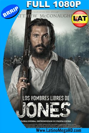 Los Hombres Libres De Jones (2016) Latino Full HD 1080P ()