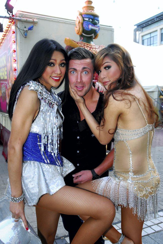 Ladyboys from thai