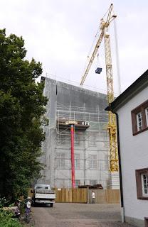Bild 8: Ettlinger Schloss Ostseite