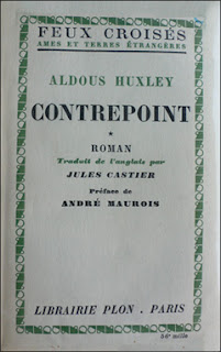 Contrepoint - Aldous Huxley
