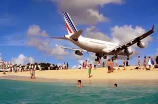 Bandara-Bandara Paling Ekstrem Di Dunia - Bandara Internasional Princess Juliana
