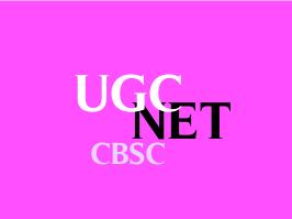 UGC%2BNET UGC NET June – 2014 Result Declared