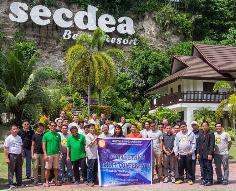 6th SES Conference at Secdea, Samal