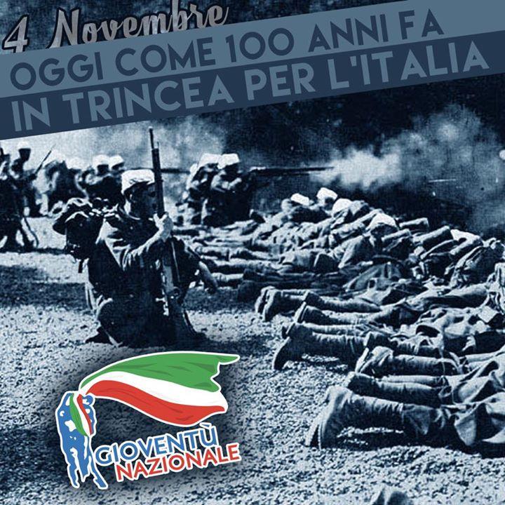 In trincea per l'Italia