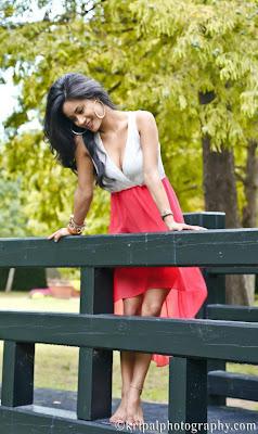 Hot Nepali Model Sarah Gurung