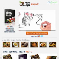 Paleo Recipe Book - Over 370 easy Paleo recipes