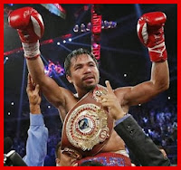 Manny Pacquiao rises again as the world boxing champ