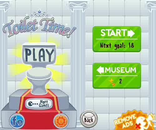 Toilet time game android cocok buat nemenin kamu di