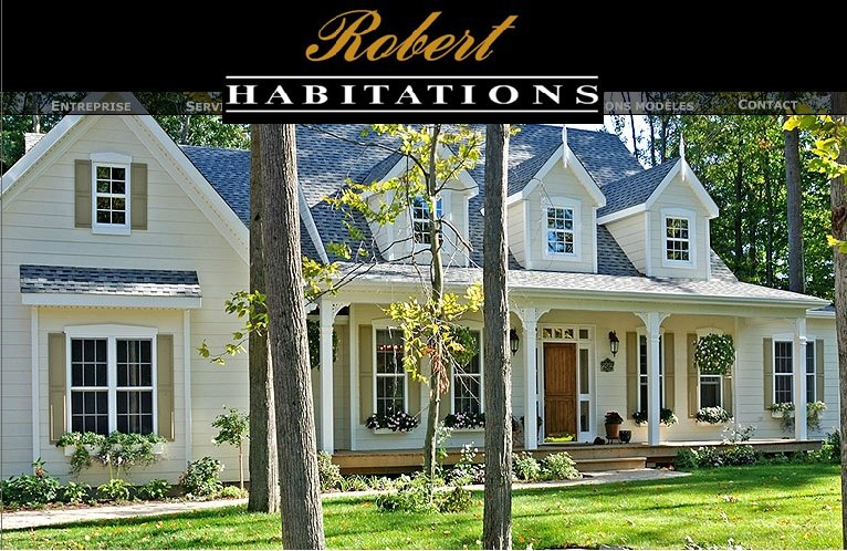 Let Us Help You To Build Your Dream Home Habitations Robert