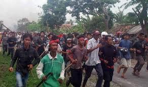 Pertikaian Lampung selatan Balinuraga